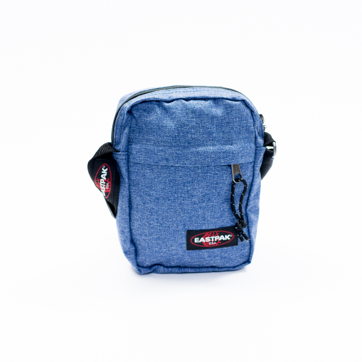 BORSELLO EASTPAK THE ONE  BLU JEANS