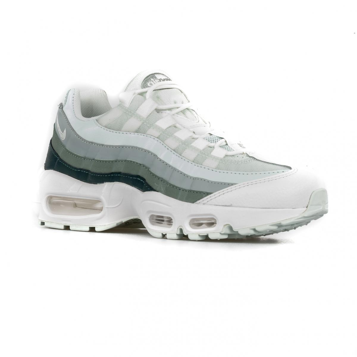 SCARPA DONNA NIKE AIR MAX 95 307960 013 BARLEY GREY/LIGHT PUMICE