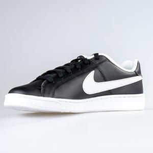 SCARPA UNISEX NIKE COURT ROYALE 749747 010 BLACK/WHITE