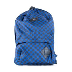 ZAINO VANS REALM BACKPACK VN002TLCS0 BLU/BLACK